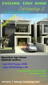 Rumah Mewah di Bandung Zanjabil Jatihandap 2
