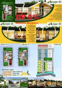 Perumahan Tanpa DP Alkautsar Residence