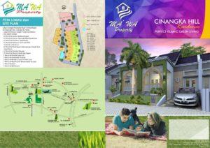 Cinangka Hill Residence Pamulang