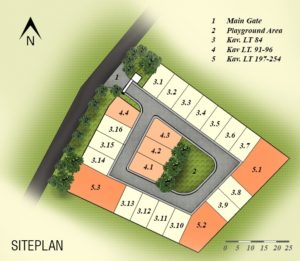 Tanah Kavling di Bandung Sindanglaya