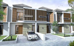 First Residence Rumah 2 Lantai di Cimanggu Kota Bogor