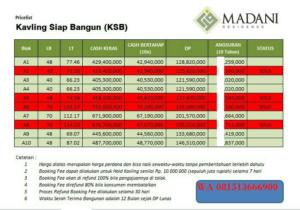 Madani Residence Rumah di Kota Bogor Harga 300jutaan