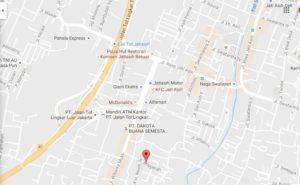 Rumah di Jatiasih Bekasi Arkanza Residence