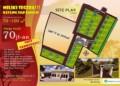 Tanah di Jual di Dekat IPB Dramaga Siap Bangun