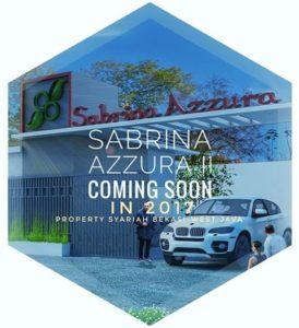 Perumahan di Bekasi Sabrina Azzura 2 Setu