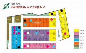 Perumahan Murah di Bekasi Sabrina Azzura 2