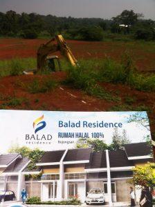 BALAD RESIDENCES Bojong Sari Depok