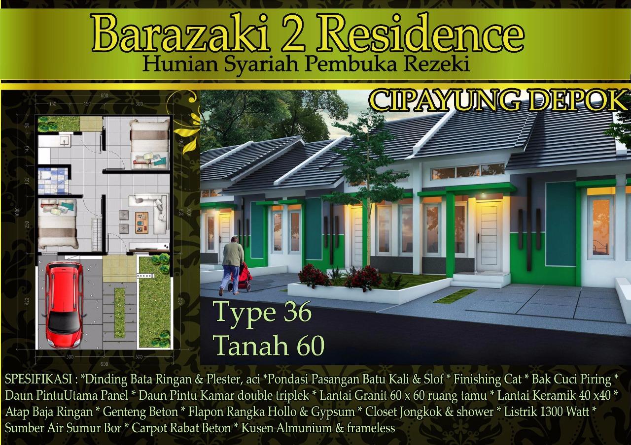 Barazaki 2 Residence Cipayung Depok