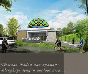 Promo November Perumahan Syariah Balad Residence depok