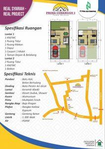 Rumah dijual di Kawasan Elit Cimanggu Bogor
