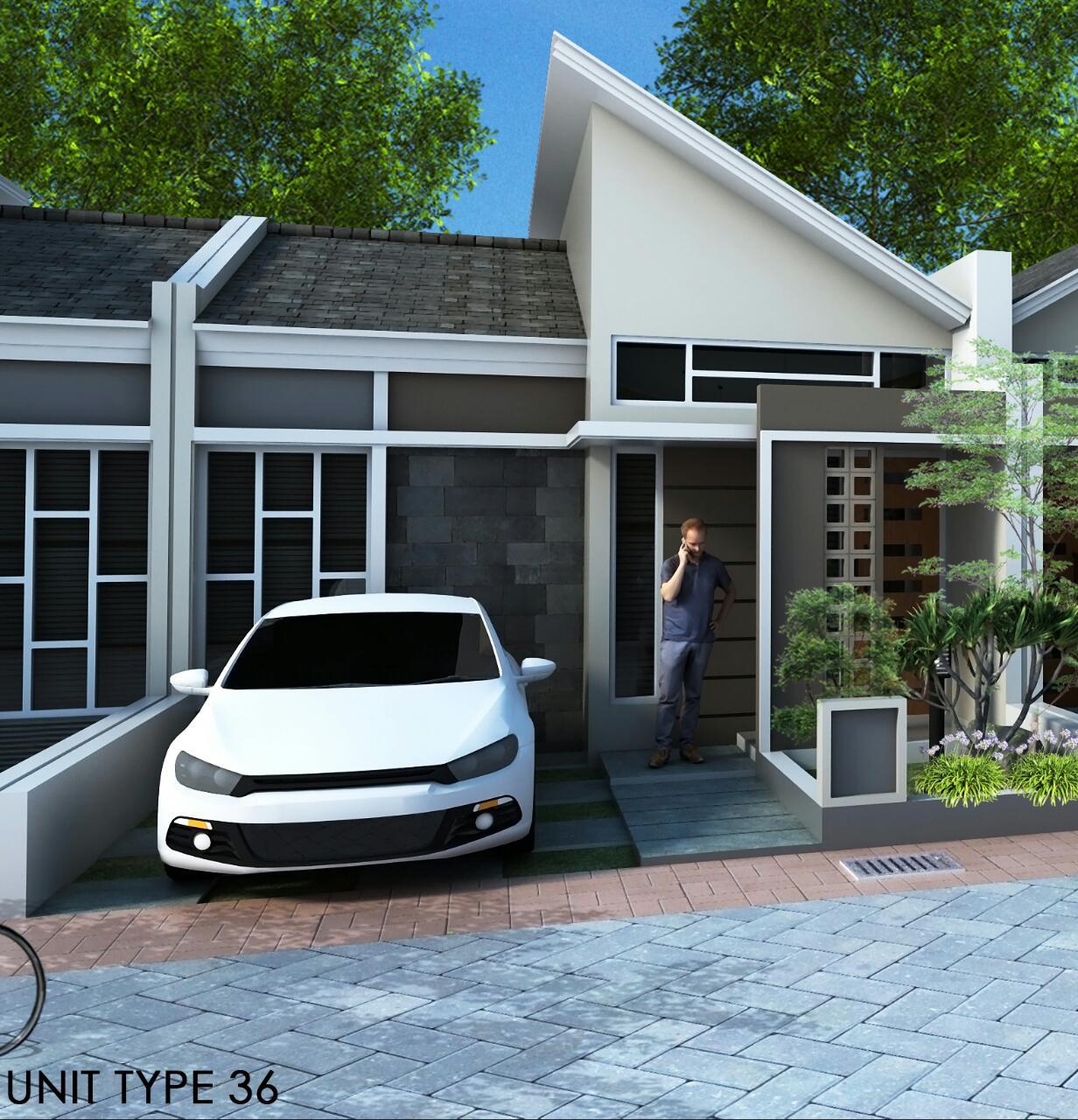 Rumah di jual di Bekasi
