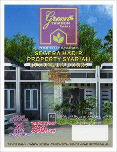 Perumahan Syariah di Tambun Bekasi Green Tambun Residence