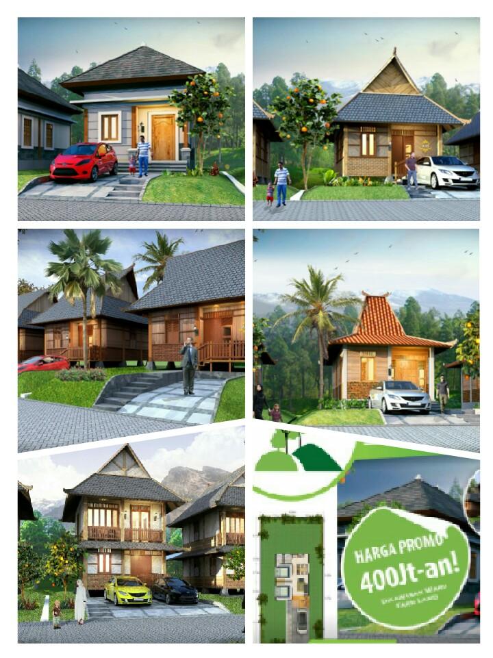 Tasnim Garden - Tanah Siap Bangun Dan Villa di Kawasan Wisata Bogor