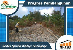 Kavling Tanah dijual di Sindanglaya, Arcamanik, Bandung D'Village Sindanglaya