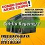 SAHILA REGENCY 1 Perumahan syariah di Serpong