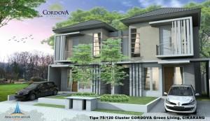 Perumahan di Cikarang Bekasi Cordova Green Living