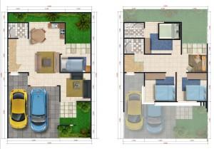Rumah Mewah di Bogor UMMI Residence Cibinong