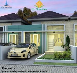 Perumahan Syariah Alexandria Residence Bogor