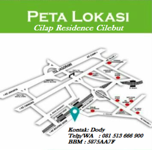 Perumahan di Bogor CILAP RESIDENCE Cilebut