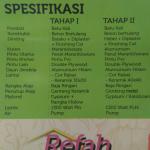 Spesifikasi Refah Ciapus