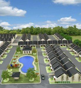 Dago Hills Residence Rumah Murah di Parung Panjang Bogor