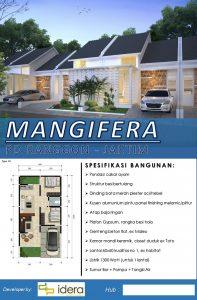 Rumah di Pondok Ranggon, Cipayung Jakarta. Mangifera Residence