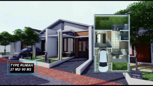 Arkanza 4 Tambun Rumah Murah di Bekasi