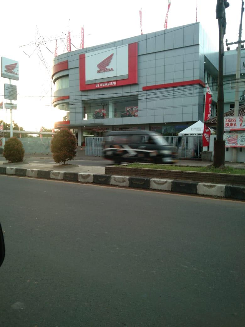 Tanah dijual di Jalan raya Serang Pandeglang