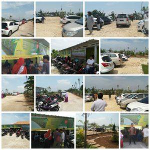 Tanah dijual di Sukatani Bekasi Kavling Green Al Maidah