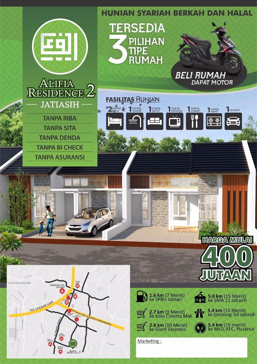 Alifia Residence Jatiasih 2a