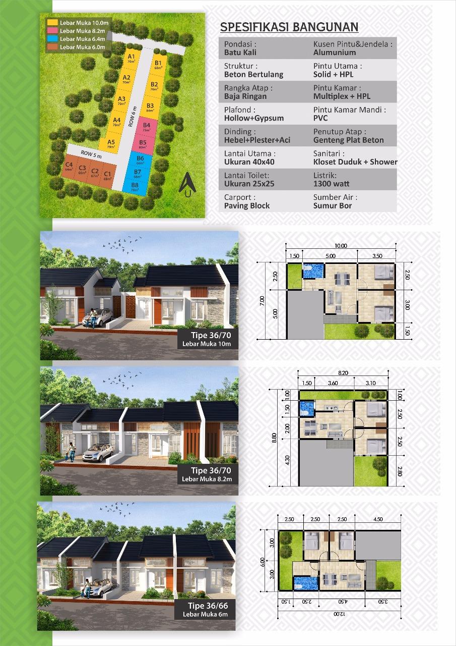 Alifia Residence Jatiasih 2b