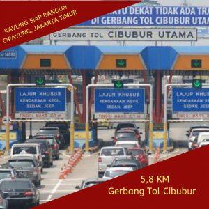 Kavling Siap Bangun Jakarta DPUSPITA Residence 3