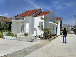Cluster Muslim Ciomas Bogor Rumah Baru Siap Huni hanya 1 Unit