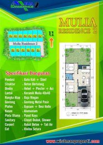 Perumahan Syariah di Sawangan Depok Mulia Residence