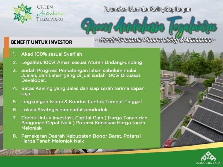 Tanah Murah di Bogor
