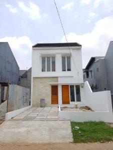 Rumah syariah Gading Serpong 2 Lantai