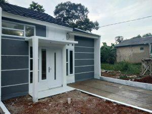 Rumah Murah di Bogor Kalisuren Green Cluster