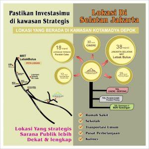 Al Mulk Place Cinangka Perumahan Syariah di Selatan Jakarta