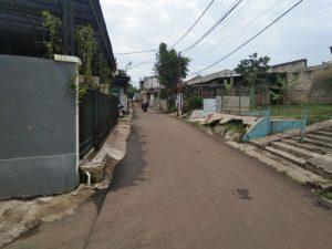 Jual Rumah di Pamulang Jl H Saleh Hanya 5 Unit