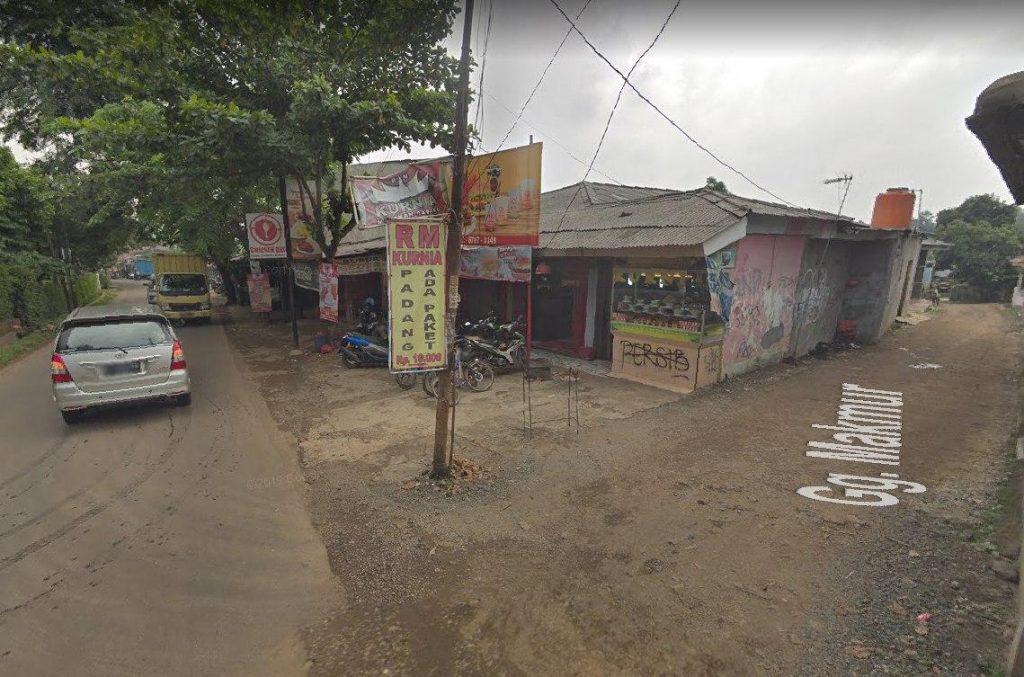 Gang Sadar darijalan Arco