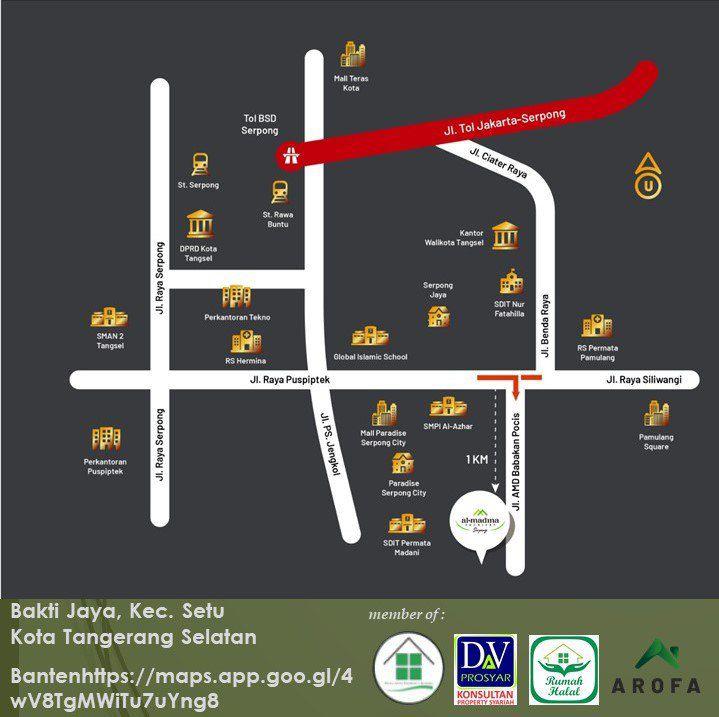 Perumahan di Tangerang Selatan