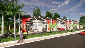 Jual Rumah Murah di Jatiasih Kota Bekasi dekat Cinema Mall dan JORR 2