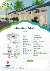 Perumahan SYariah Balaraja Tangerang Shafa residence
