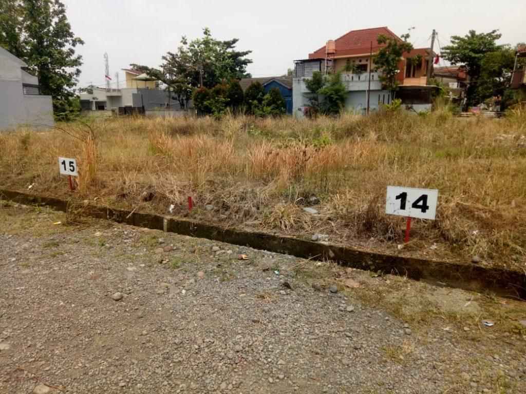 Tanah siap Bangun kota Bogor laladon Indah