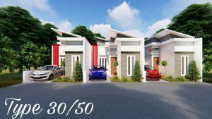 Perumahan Syariah Griya Alfalah TownHouse 2 Lantai