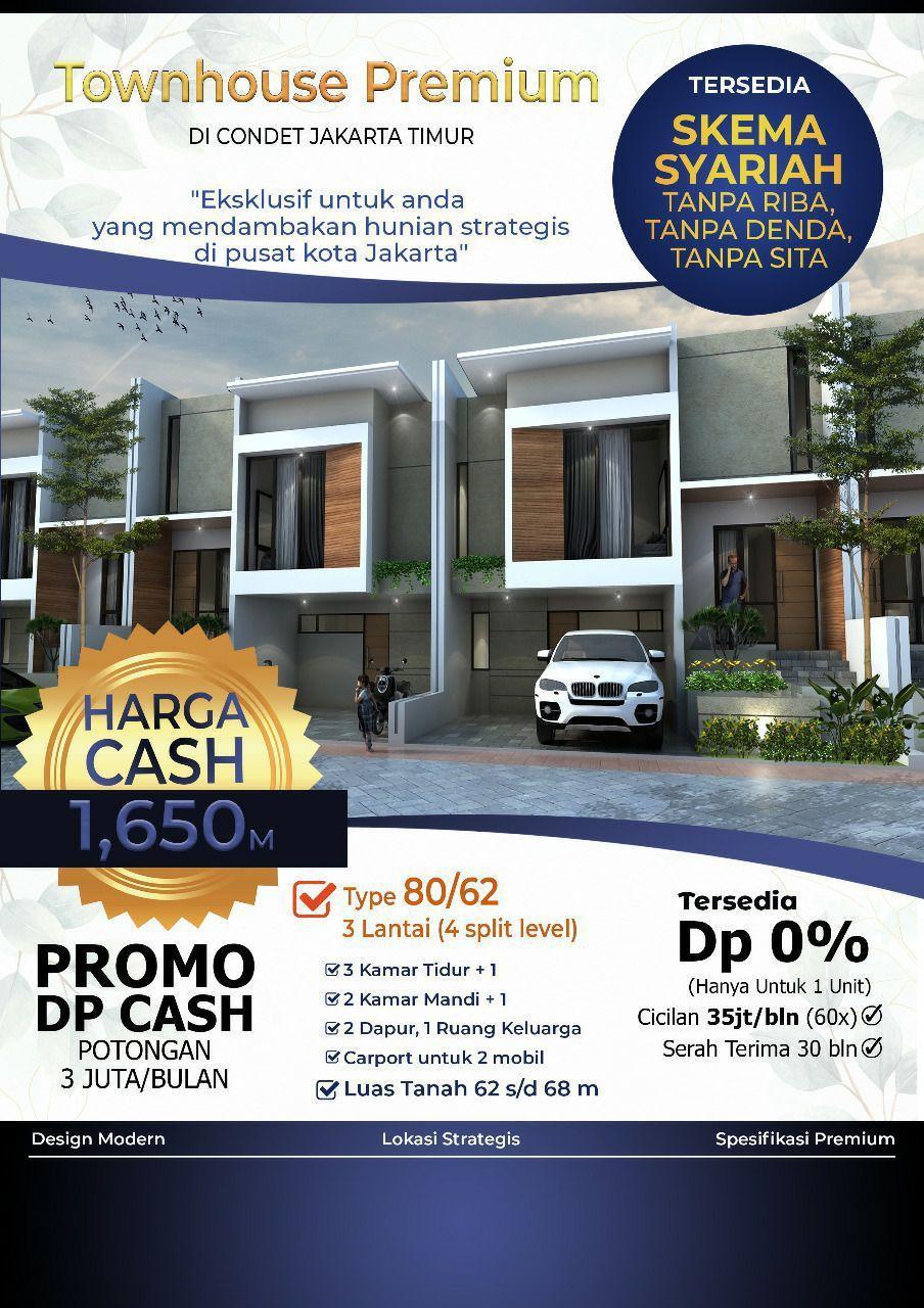 Jual Rumah di Kramat Jati Jakarta