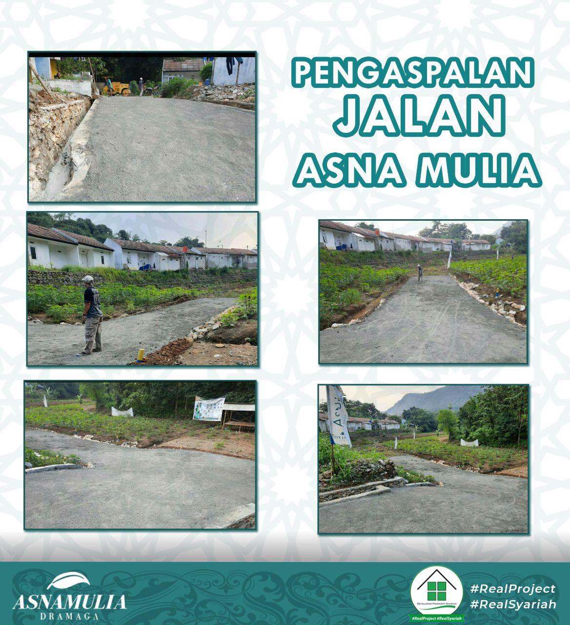 Kavling Asna Mulia Cibadak