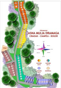 Cuma 55 Juta Tanah di Bogor dalam Cluster Perumahan