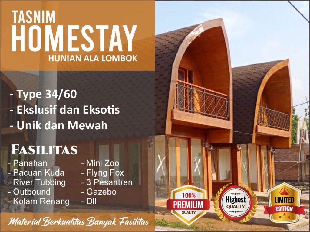 Bogor Homestay Tasnim
