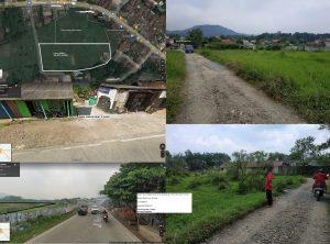 Jual Tanah Murah di Bogor Barat Desa Sadeng
